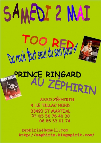 AFFICHE TOO RED     PRINCE RINGARD.jpg